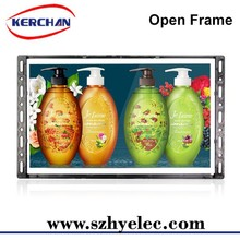 10.1 inch open frame replace LCD video screen for promotions/12 inch digital advertising