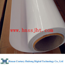 glossy or matte self-adhesive photo paper in rolls