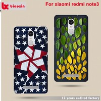 Bulk cheap price from china flip cover leather phone case for xiaomi redmi note3