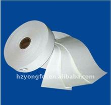 Dip coated nylon taffeta printed label
