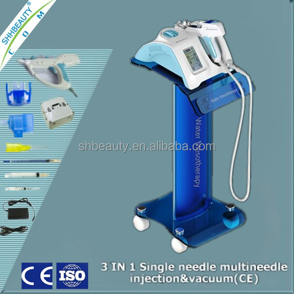 Best product 2015! Meso injector placenta injection water messogun SH-H5