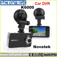 Original NOVATEK K6000 Car DVR Full HD 1080P LED Night Car Recorder Detector Veicular Camera dashcam Carcam video Registrator