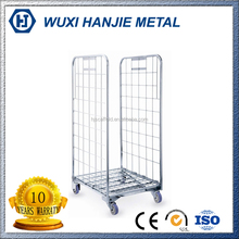 Factory Price Wire Mesh Roll Container