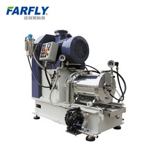 China Farfly FDS-30 Rotor pin grinding type Horizontal sand mill