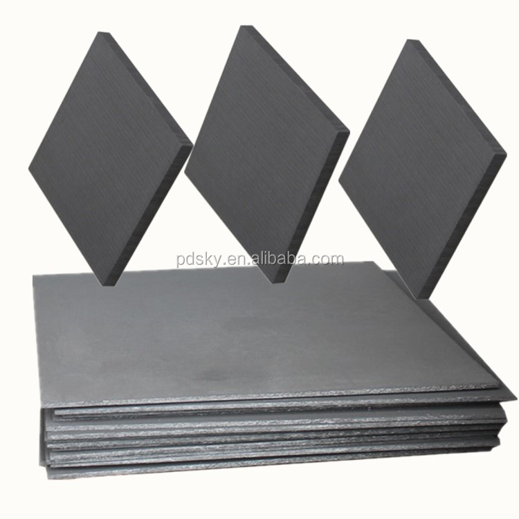 ISO9001 Supply high density molded pressing formed graphite sheets /artificial graphite price.