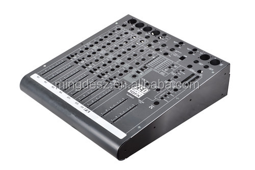 China Hot sale dj midi mixer controller with cnc lathe machine punching
