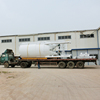 New type stainless bolted 100 ton cement steel silo