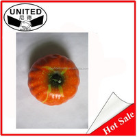 Craft wholesale artificial foam pumpkins for christmas decoration