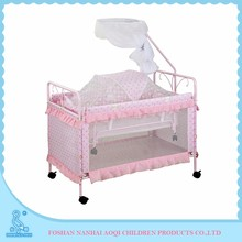 610 New Design Multi-Purpose Baby Playpen & Travel Cot & Play Yard