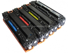 Color Toner Cartridge 540A 320A 210 For HP 540A toner