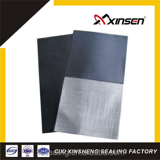 Xinsen Brand SS304 metal reinforced expanded graphite sheet