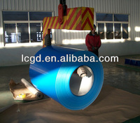 Color Coated Galvanized Steel Coil /PPGI GI for Roofing Building Materials
