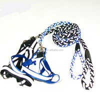 China goods professional training reflective dog leash dog collars puppies