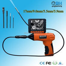 5.5mm Wireless Automotive Video Borescope with Detachable Snake Tube