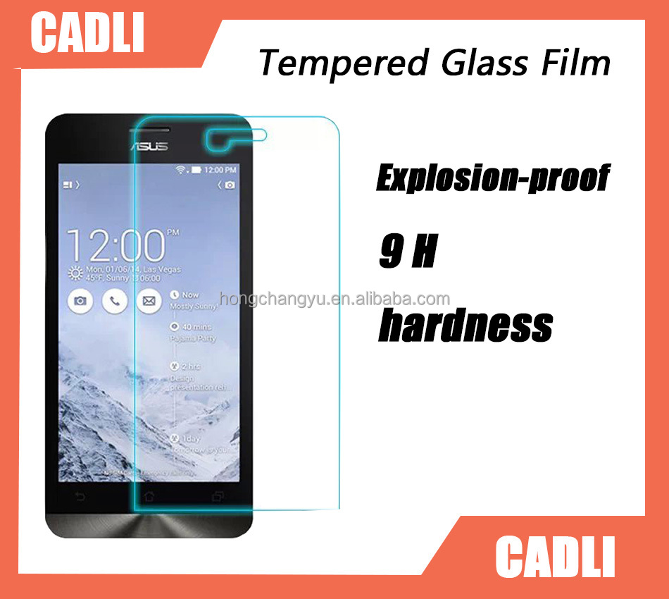 For ASUS ZenFone 5 0.33mm 2.5D round edge Tempered Glass Screen Protector
