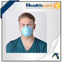 N95 without valved face mask