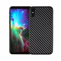 2018 Fashion accessories high quality carbon fiber phone case for iphone x