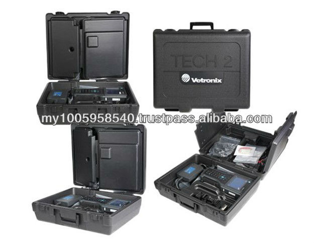 2012 Newest tech2 TECH 2 auto scanner for gm,opel.saab,isuzu,suzuki and holden cars with candi and Tis 2000--(40)