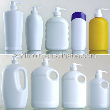 shampoo bottle mould cosmetic blowing bottle mould homeware products injection tool
