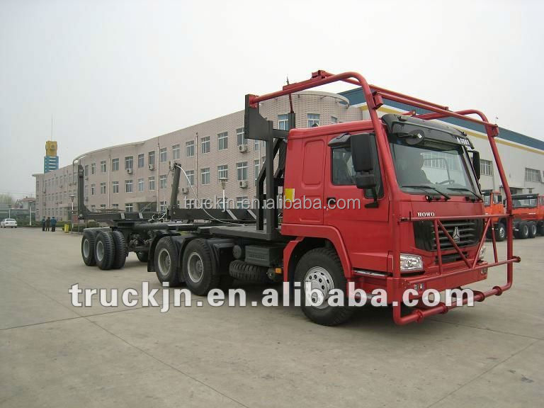 South Asia Hot Sale log timber truck for sale