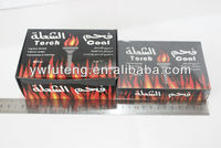 hookah carbon for shisha,electric smoking e hookah shisha, royal charcoal