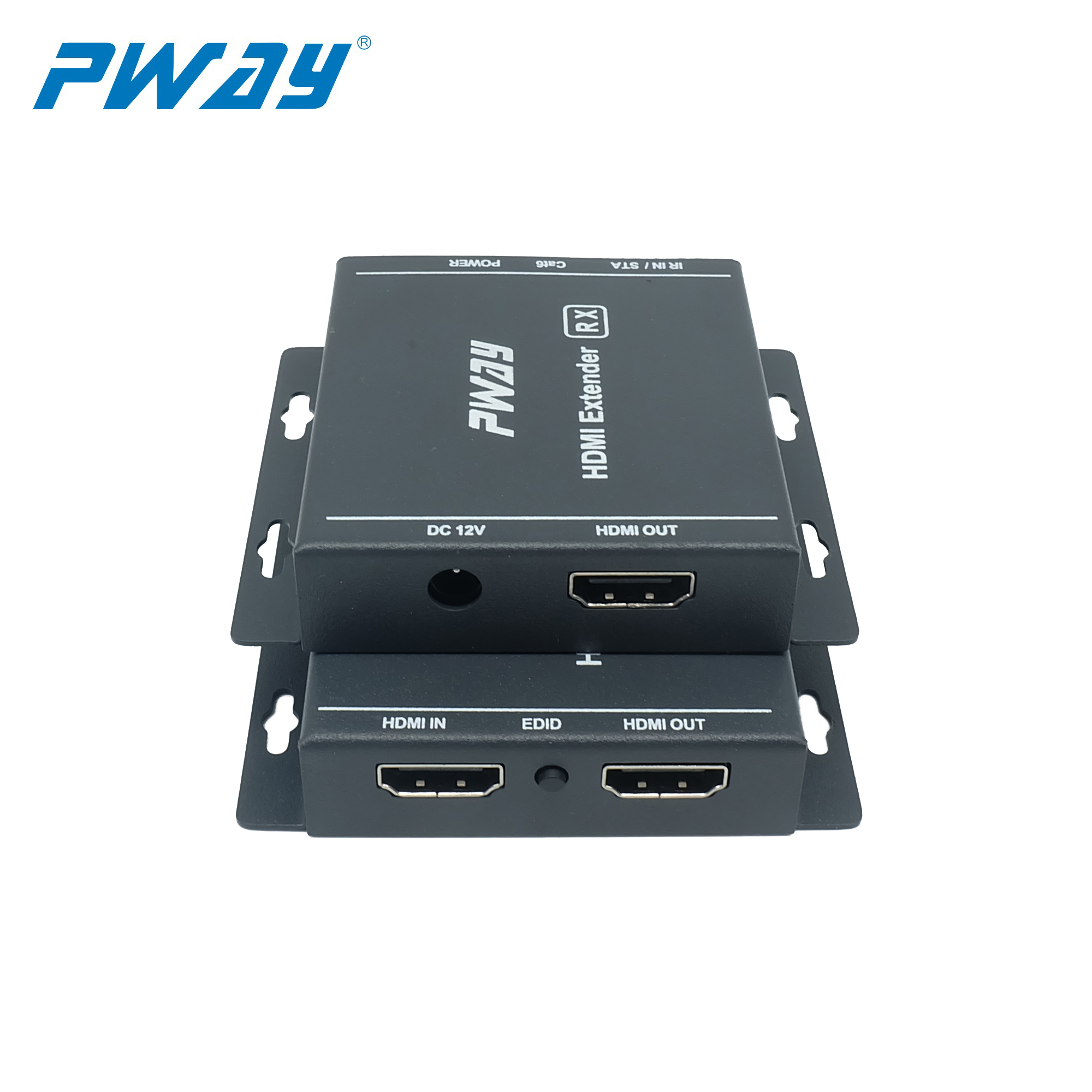 Pinwei PW-HT217H 60M HDMI extender supports 3D 1080P HDMI Transmitter and Receiver