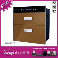 Double color Disinfection Cabinet with Dry Heat Dish Sterilizer Dryer belongs to Electrical Kitchen Appliance