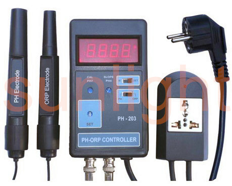 PH-203 Online pH and ORP Controller
