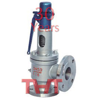 Spring Loaded lever Safety Valve