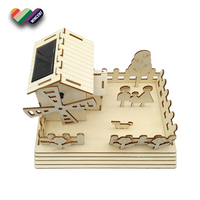 High Quality Wooden Farm Puzzle Kit