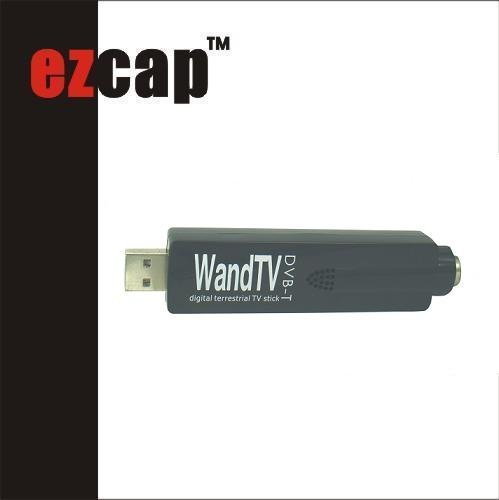 EZCAP USB DVB-T digital tv receiver for watch and record digital TV on Laptop or PC-EzTV869