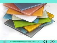 3mm 4mm 5mm 6mm 8mm 10mm 12mm 15mm 19mm Back Painted Glass/Different Colors Back Painted Glass/ Lacquered Painted Glass