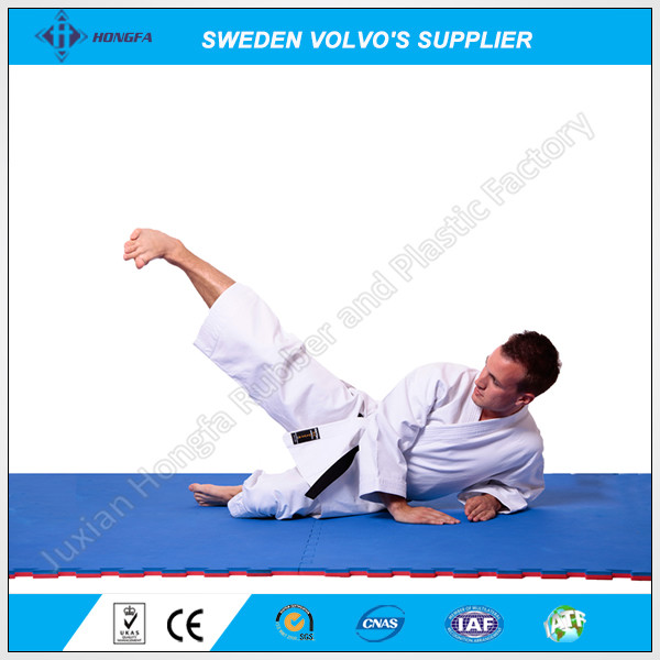 Wholesale Taekwondo Interlocking Tatami Puzzle