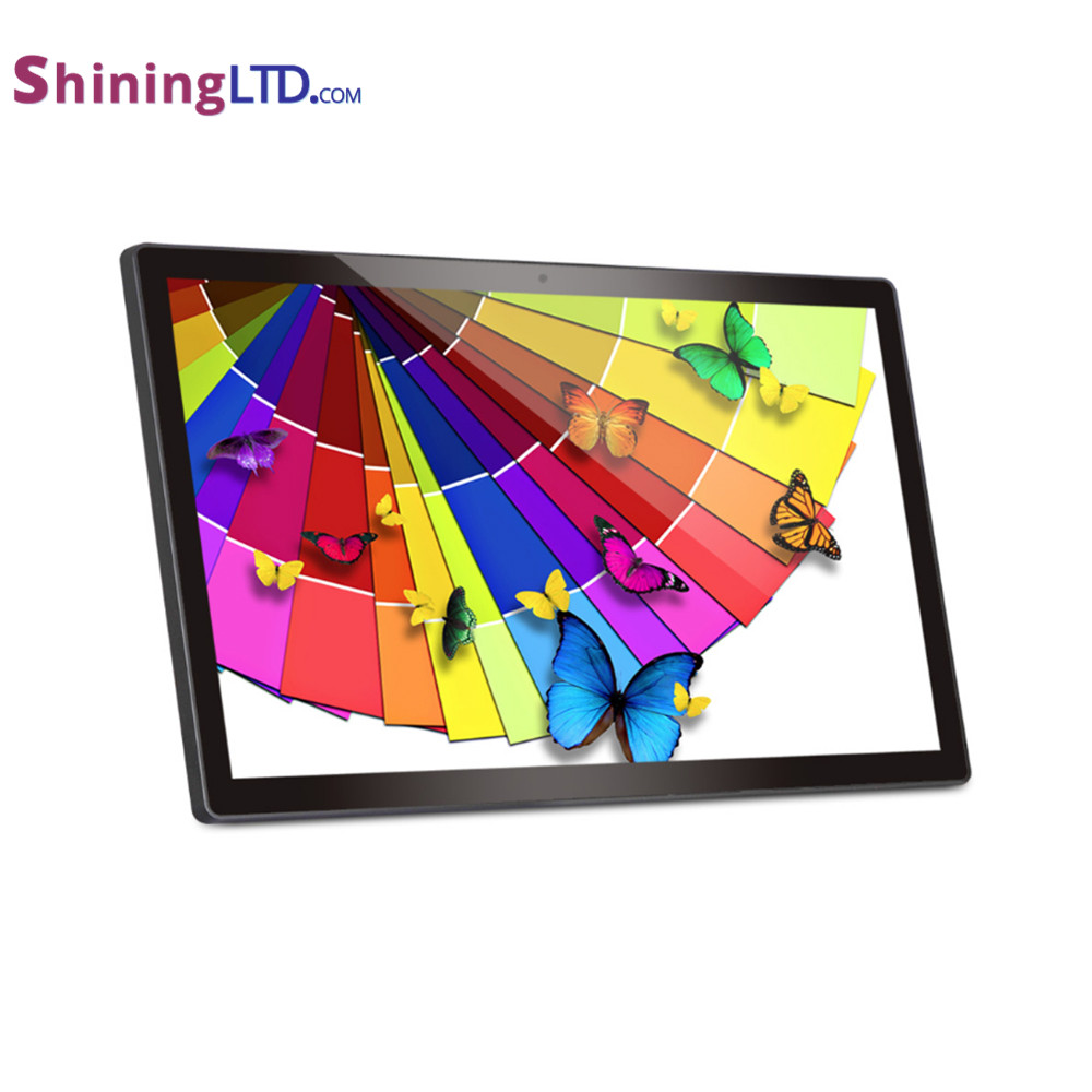 15.6 inch digital signage wifi android 7.0 tablet with RK3399