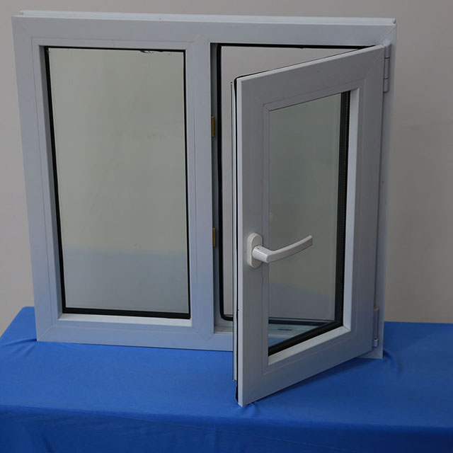 window pvc fiberglass windows display