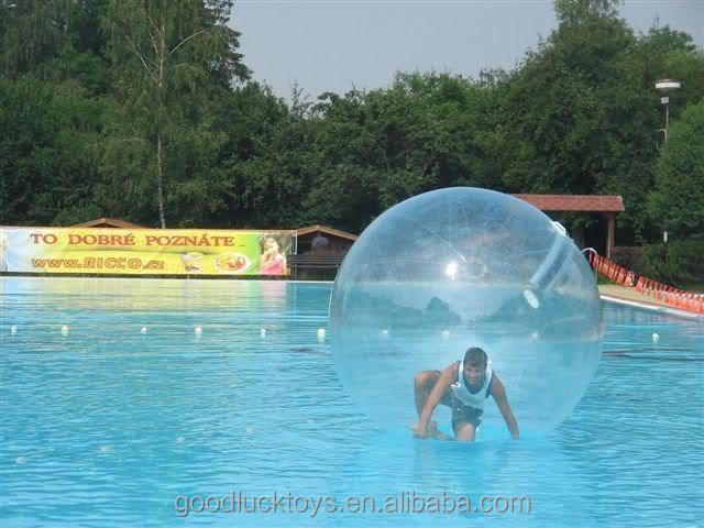 free shipping to USA NEW 1.5M diameter Inflatable Water Walking Ball Zorb Ball Water Ball