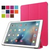 High Quality PU Leather Smart Flip Cover Magnetic Case for iPad Pro for Apple ipad Pro 9.7inch tablet case cover flip case