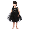 black sequin top fluffy girls skirts baby princess dress girl party dress