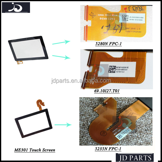 touch Digitizer Screen For Asus Memo Pad Smart 10 Me301 K001 touch screen digitizer