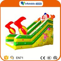 Factory price inflatable double lane usa slides commercial inflatable slide the biggest slide