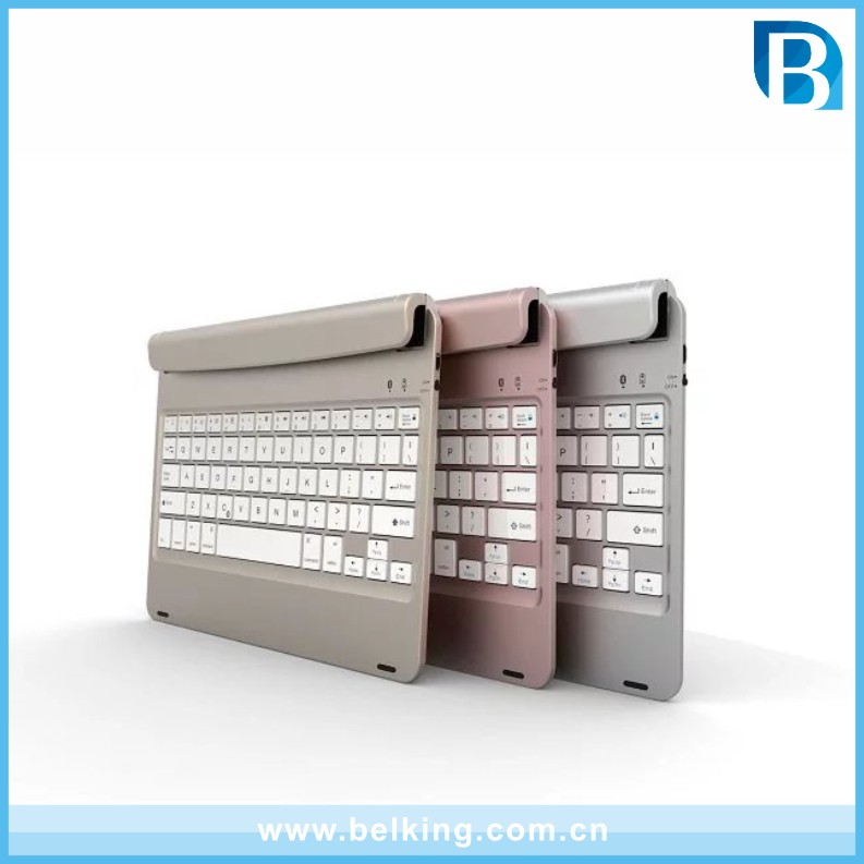 For iPad Air Wireless Bluetooth Keyboard, For iPad Mini Plastic Bluetooth Keyboard in Fast Shipping
