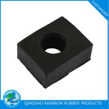 Customized NBR / EPDM / NR solid rubber block
