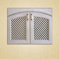 Oak Raised Panel Kitchen Cabinet Door