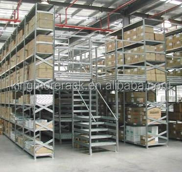 Wholesale mezzanine mobile racking system folding shelving with factory price