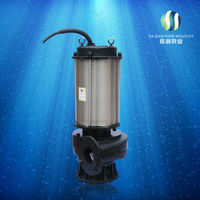 380v Water Supply works Electric Motor operated Water Pump for Well