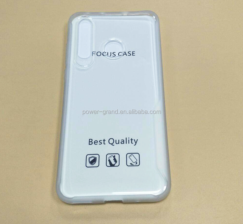 Soft mobile phone Focus TPU protective case cover for Huawei Nova 4