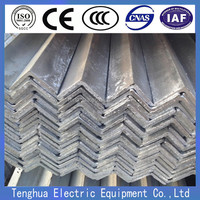 Low price galvanized Steel Angle Bar