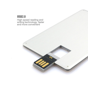 Credit Card USB 2.0 flash drives 8 gb drive 64gb usb 3.0
