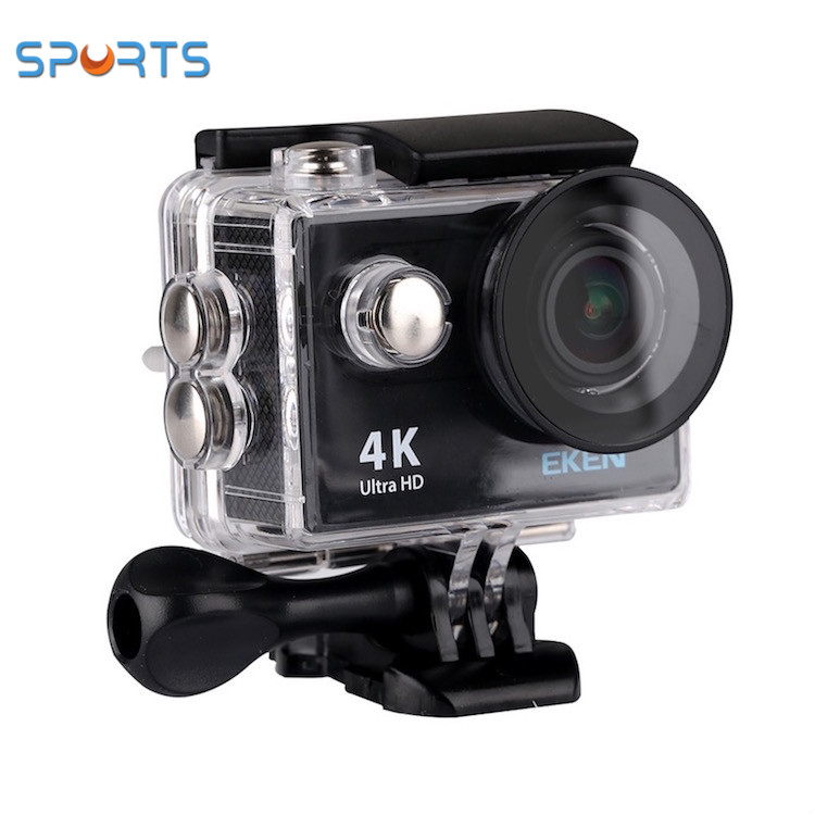 Sibotesi ausek 4k 2 inch screen H9 4k sport camera 30m underwater sj8000 360 camera 4k