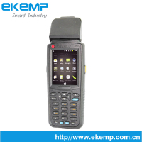 Governmental Subsidy Use Economical Cost Biometric Handheld Terminal with Wireless Communication